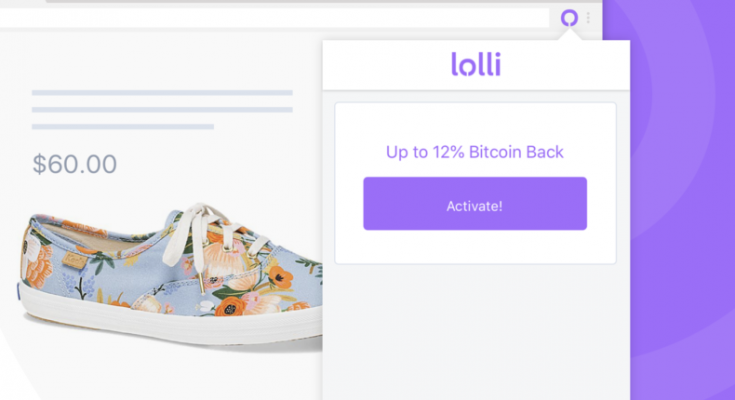Online shopping app Lolli is on a growth tear, expanding off the web and into 900 retail locations.