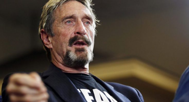 John McAfee recently declared his willigness to work with Cuba's government as a crypto advisor.